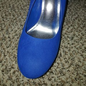 BAMBOO Shoes - Midnight Blue Sexy Shoe